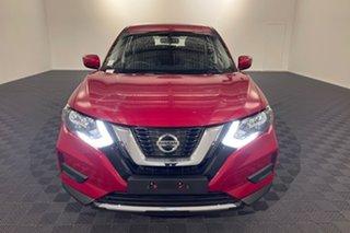 2019 Nissan X-Trail T32 Series II TS X-tronic 4WD Ruby Red 7 speed Automatic Wagon.