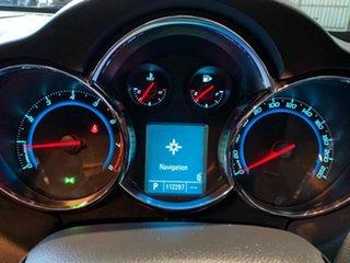 2012 Holden Cruze JH Series II MY13 SRi-V Grey 6 Speed Sports Automatic Hatchback