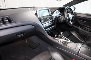 2013 BMW M6 F06M Gran Coupe M-DCT Silver 7 Speed Sports Automatic Dual Clutch Sedan