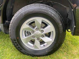 2018 Mitsubishi Triton MQ MY18 GLX+ Double Cab Black 5 Speed Sports Automatic Utility.