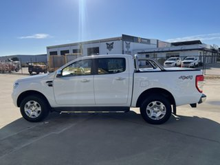 2017 Ford Ranger PX MkII XLT Double Cab White/290118 6 Speed Sports Automatic Utility