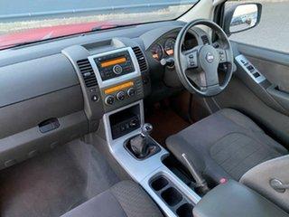 2008 Nissan Pathfinder R51 MY08 ST-L Red 6 Speed Manual Wagon