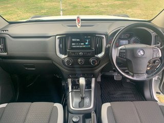 2018 Holden Colorado RG MY19 LS (4x4) (5Yr) White 6 Speed Automatic Crew Cab Chassis