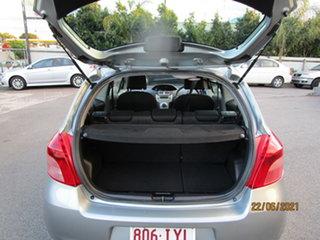 2005 Toyota Yaris NCP90R YR 4 Speed Automatic Hatchback