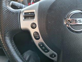 2011 Nissan X-Trail T31 Series IV ST 2WD White 6 Speed Manual Wagon