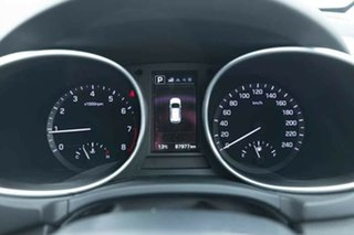 2017 Hyundai Santa Fe DM5 MY18 Active X Silver 6 Speed Automatic Wagon