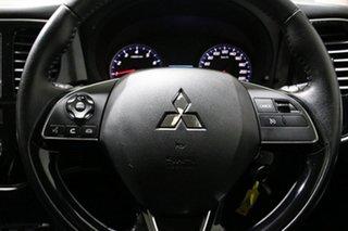 2017 Mitsubishi Outlander ZL MY18.5 LS 7 Seat (2WD) Silver Continuous Variable Wagon