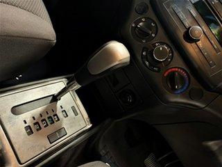 2007 Holden Barina TK MY07 Metallic Silver 4 Speed Automatic Sedan