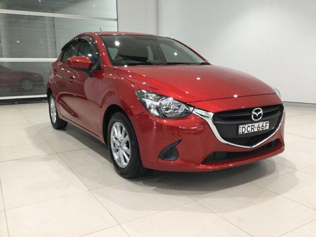 Used Mazda 2 DJ2HAA Maxx SKYACTIV-Drive Alexandria, 2015 Mazda 2 DJ2HAA Maxx SKYACTIV-Drive Soul Red 6 Speed Sports Automatic Hatchback