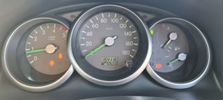 2007 Ford Ranger PJ XLT Crew Cab Silver 5 Speed Automatic Utility