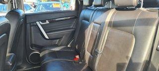 2013 Holden Captiva CG MY13 7 AWD LX Pearl White 6 Speed Sports Automatic Wagon