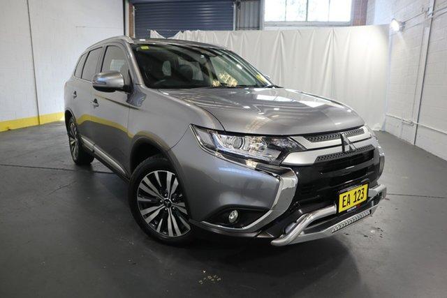 Used Mitsubishi Outlander ZL MY20 LS AWD Castle Hill, 2019 Mitsubishi Outlander ZL MY20 LS AWD Silver 6 Speed Sports Automatic Wagon