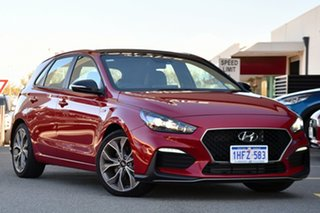 2020 Hyundai i30 PD.V4 MY21 N Line Premium Pr2/try 6 Speed Manual Hatchback.
