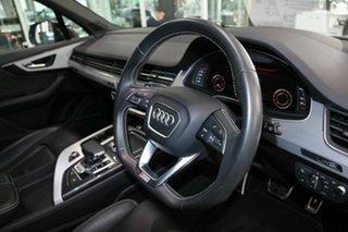 2018 Audi SQ7 4M MY18 TDI Tiptronic White 8 Speed Sports Automatic Wagon.