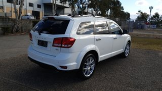 2014 Dodge Journey JC MY14 R/T White 6 Speed Automatic Wagon.