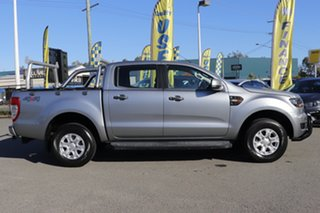 2016 Ford Ranger PX MkII XLS Double Cab Meteor Grey 6 Speed Sports Automatic Utility