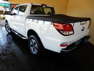 2017 Mazda BT-50 MY16 XTR Hi-Rider (4x2) White 6 Speed Automatic Dual Cab Utility.