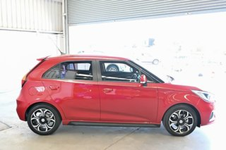 2018 MG MG3 SZP1 MY18 Excite Red 4 Speed Automatic Hatchback