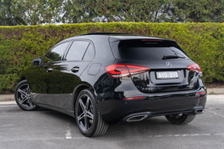 2018 Mercedes-Benz A-Class W177 A250 DCT 4MATIC Limited Edition Cosmos Black 7 Speed.
