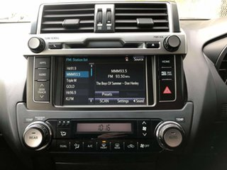 2016 Toyota Landcruiser Prado GDJ150R GXL Cosmic Grey 6 Speed Sports Automatic Wagon