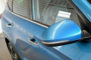 2017 Hyundai Tucson TL2 MY18 Elite 2WD Blue 6 Speed Sports Automatic Wagon.