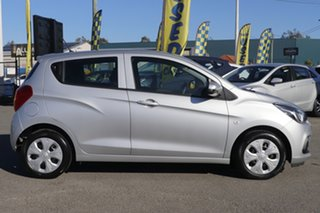 2017 Holden Spark MP MY17 LS Nitrate 1 Speed Constant Variable Hatchback