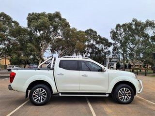 2017 Nissan Navara D23 S3 ST-X White 7 Speed Sports Automatic Utility.