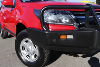 2017 Holden Colorado RG MY18 LS Pickup Crew Cab Absolute Red 6 Speed Sports Automatic Utility.
