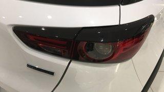 2021 Mazda CX-3 DK2W7A Akari SKYACTIV-Drive FWD White Pearl 6 Speed Sports Automatic Wagon