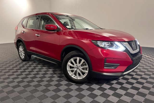 Used Nissan X-Trail T32 Series II TS X-tronic 4WD Acacia Ridge, 2019 Nissan X-Trail T32 Series II TS X-tronic 4WD Ruby Red 7 speed Automatic Wagon
