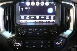 2018 Holden Colorado RG MY19 LTZ Pickup Crew Cab Blue 6 Speed Manual Utility