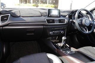2016 Mazda 3 BN5436 SP25 SKYACTIV-MT GT Sonic Silver 6 Speed Manual Hatchback