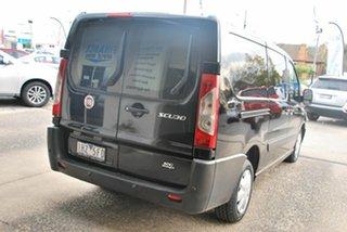 2015 Fiat Scudo MY13 LWB Black 6 Speed Manual Van