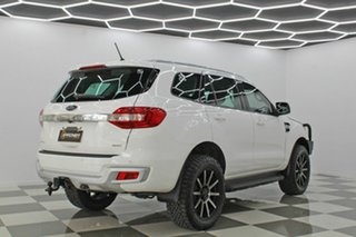 2017 Ford Everest UA MY18 Trend (4WD) White 6 Speed Automatic SUV