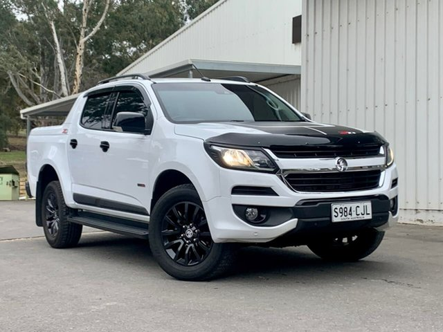 Used Holden Colorado RG MY17 Z71 Pickup Crew Cab Clare, 2016 Holden Colorado RG MY17 Z71 Pickup Crew Cab White 6 Speed Sports Automatic Utility
