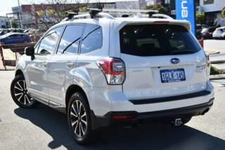 2017 Subaru Forester S4 MY18 XT CVT AWD Crystal White 8 Speed Constant Variable Wagon.