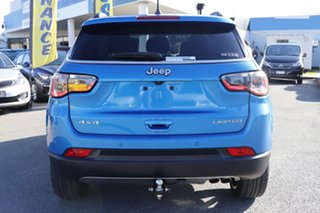 2018 Jeep Compass M6 MY18 Limited Hydro Blue 9 Speed Automatic Wagon
