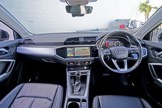 2019 Audi Q3 F3 MY20 35 TFSI S Tronic Launch Edition Orange 6 Speed Sports Automatic Dual Clutch