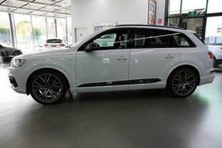 2018 Audi SQ7 4M MY18 TDI Tiptronic White 8 Speed Sports Automatic Wagon