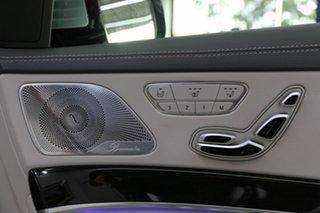 2013 Mercedes-Benz S-Class W222 S500 7G-Tronic + Silver 7 Speed Sports Automatic Sedan