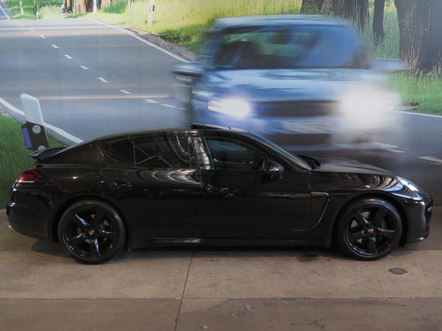 Used Porsche Panamera 970 MY15 Diesel Osborne Park, 2014 Porsche Panamera 970 MY15 Diesel Black 8 Speed Automatic Tiptronic Coupe