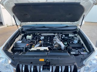 2013 Toyota Landcruiser Prado KDJ150R GXL Glacier 5 Speed Sports Automatic Wagon