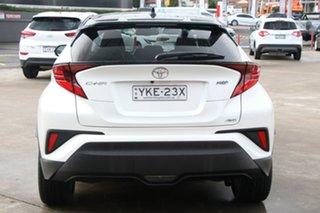 2020 Toyota C-HR NGX50R Koba S-CVT AWD Crystal Pearl & Black Roof 7 Speed Constant Variable Wagon