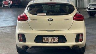 2014 Kia Pro_ceed JD MY14 GT-Tech White 6 Speed Manual Hatchback.
