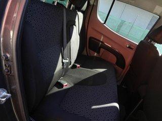 2012 Mitsubishi Triton MN MY12 GLX-R (4x4) Grey 5 Speed Automatic 4x4 Double Cab Utility