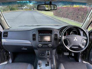 2014 Mitsubishi Pajero NW VRX Bronze 5 Speed Automatic Wagon