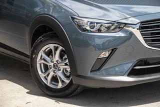 2021 Mazda CX-3 DK2W7A Maxx SKYACTIV-Drive FWD Sport LE Polymetal Grey 6 Speed Sports Automatic.