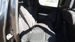 2012 Mazda BT-50 XT Hi-Rider (4x2) Black 6 Speed Automatic Dual Cab Utility