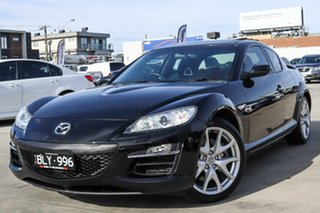 2008 Mazda RX-8 FE1032 Luxury Black 6 Speed Sports Automatic Coupe.