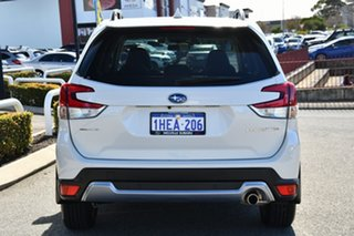2020 Subaru Forester S5 MY21 2.5i-S CVT AWD Crystal White Pearl 7 Speed Constant Variable Wagon